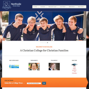 Northside Christian College website